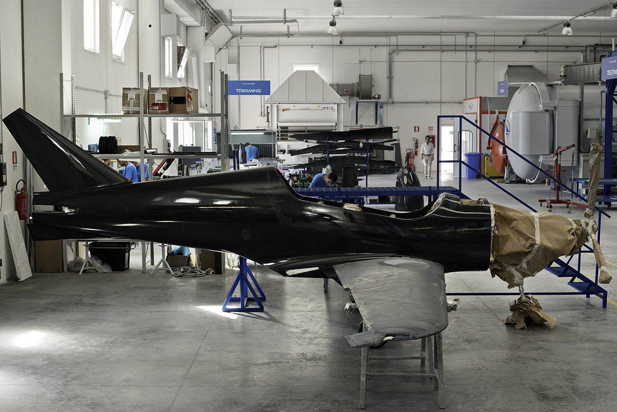 Blackshape Aircraft